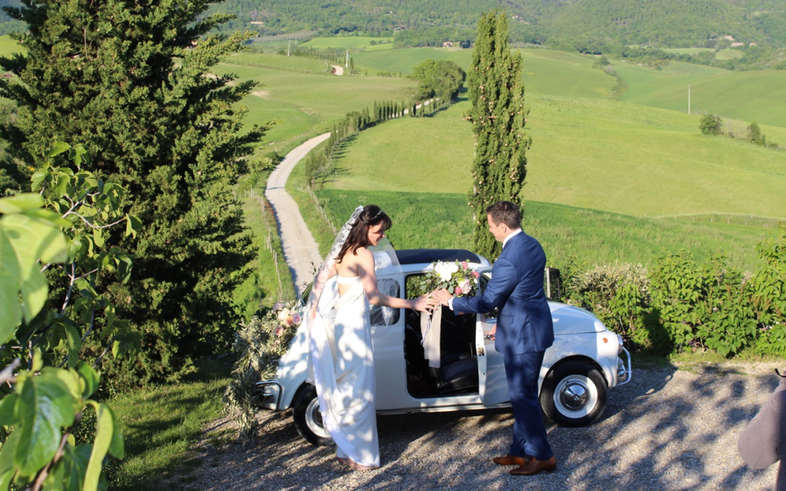 Honeymoons and weddings in Italy